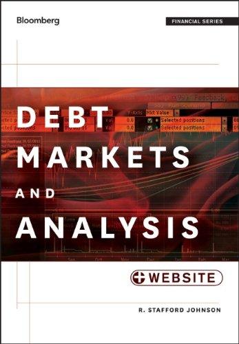 Debt Markets and Analysis, + Website (Bloomberg Financial)